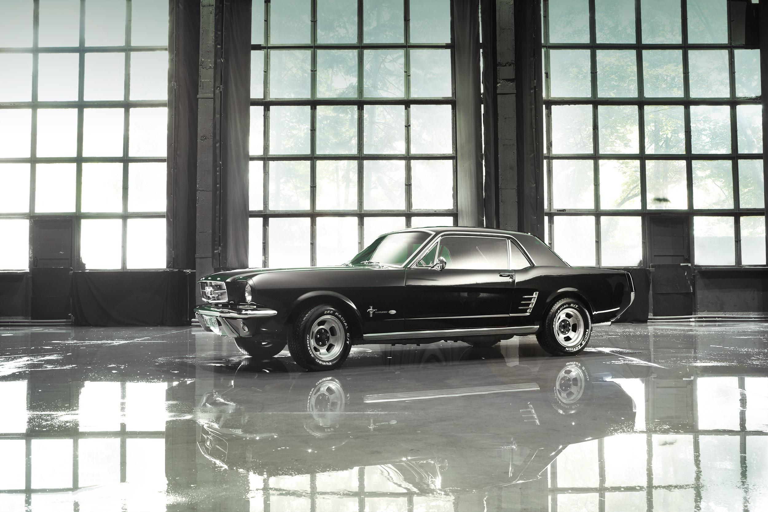 Mustang 4377